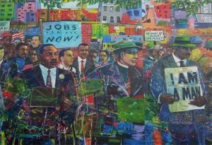CP Atlanta MLK Mural