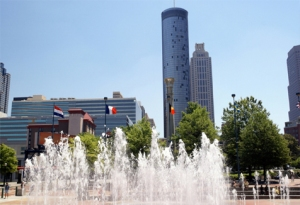 CP Atlanta Skyline