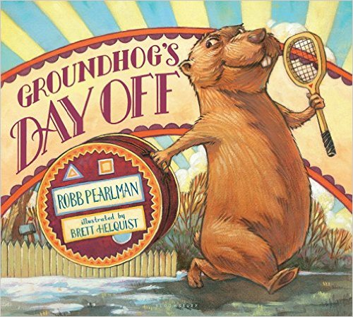 goundhogs day off
