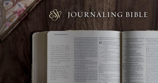 Journaling Bible FB ad