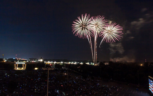 Mall of Georgia 4th of July Events