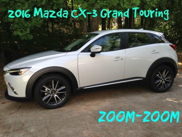 mazda cx3, drive shop, drive mazda, car blogger, atl blogger
