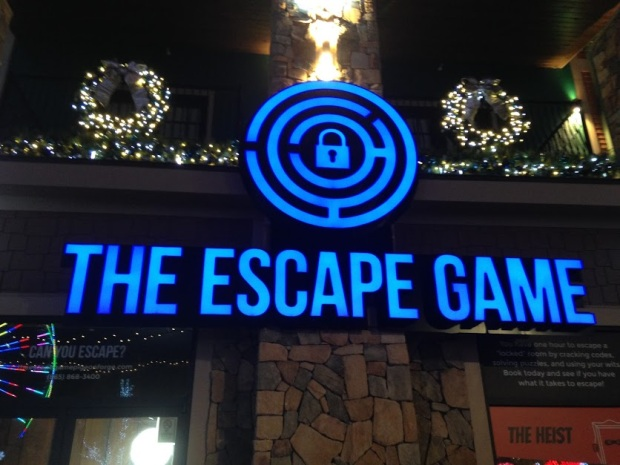 the escape room pigeon forge