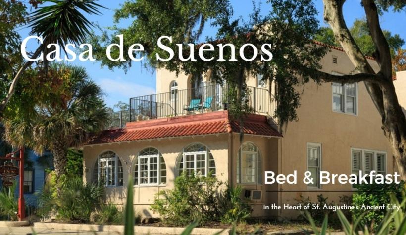 Casa de Suenos Bed & Breakfast St. Augustine
